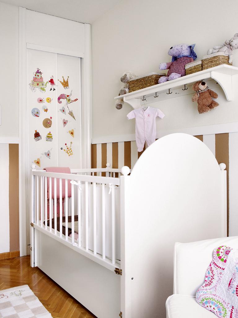 MICASA Un dormitorio infantil de 12 m2 2