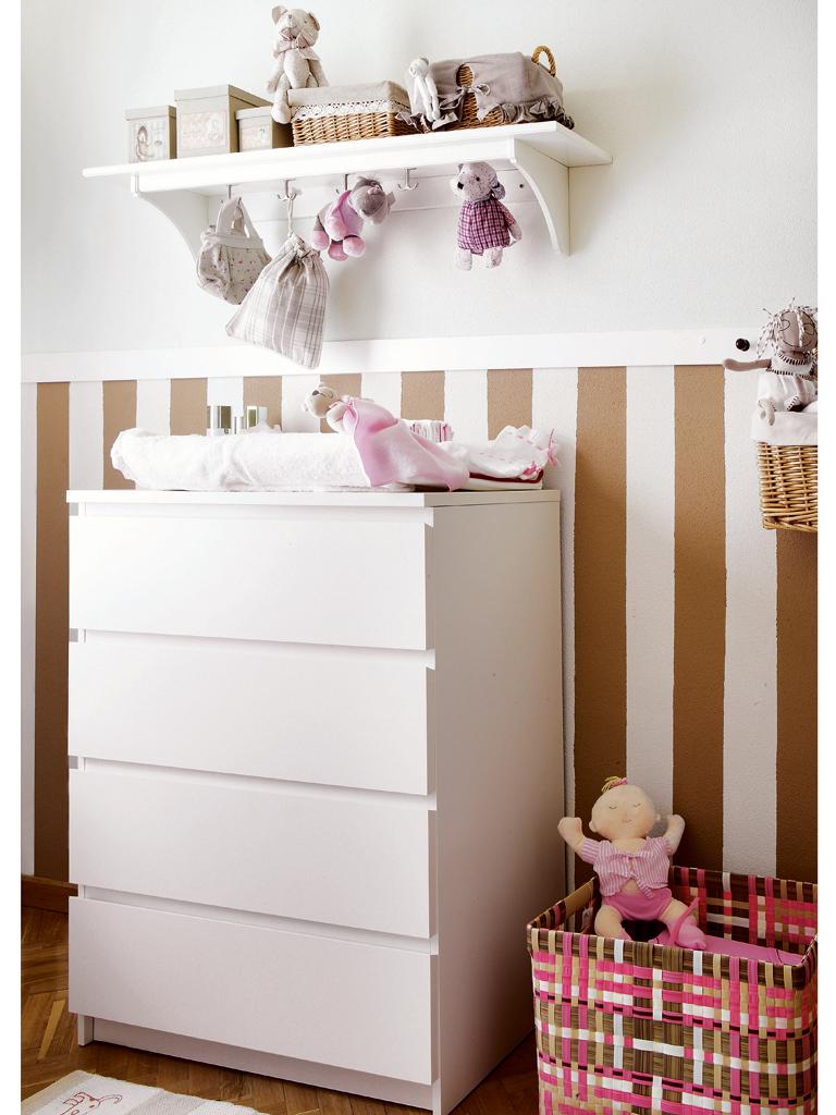 MICASA Un dormitorio infantil de 12 m2 3