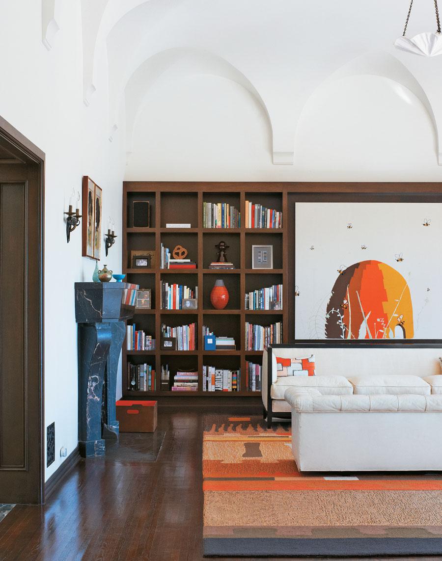 House Beautiful Allison Shearmur Home 1