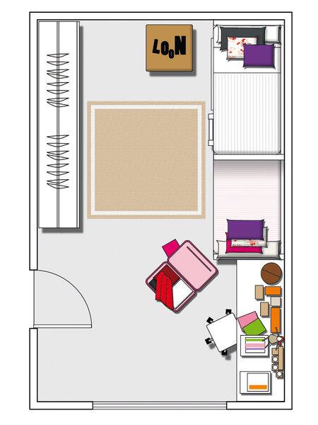 MICASA Un dormitorio 9