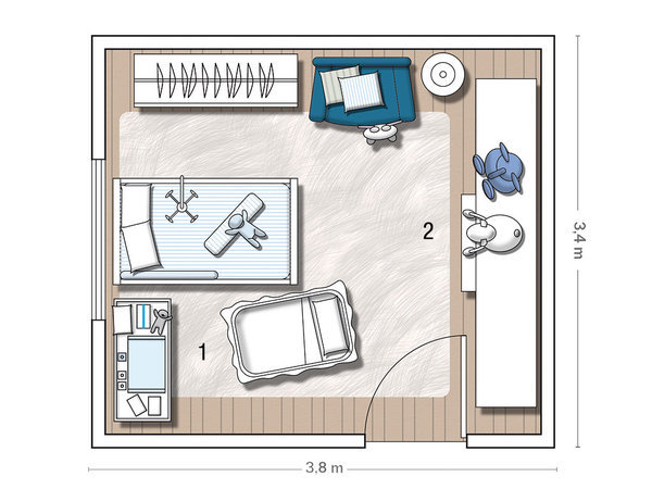 MICASA Un dormitorio 21