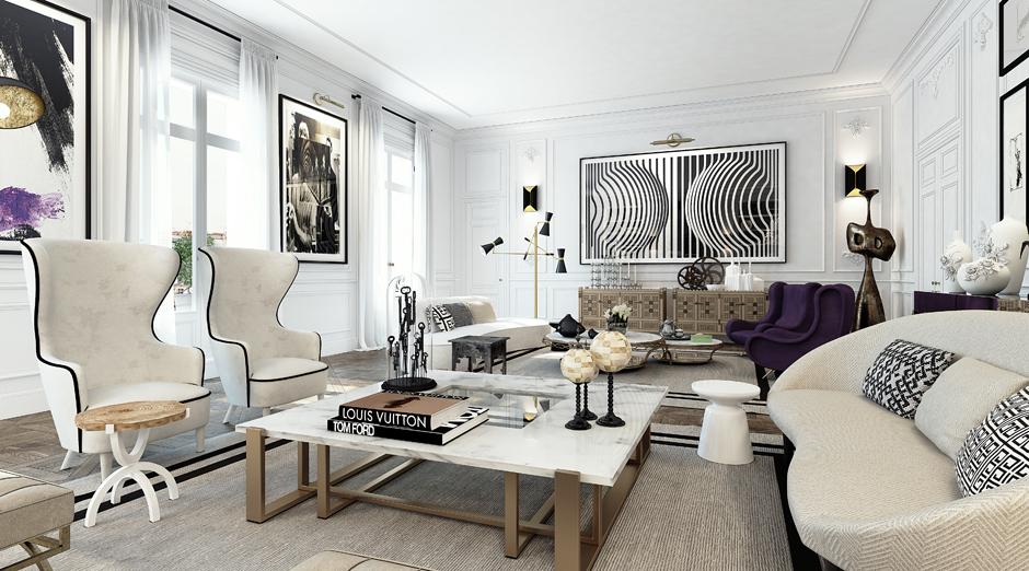 Ando-Studio Apartment in St. Germain 3