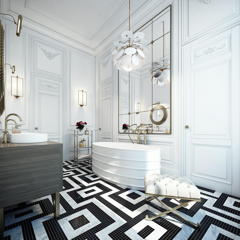 Ando-Studio Apartment in St. Germain 16