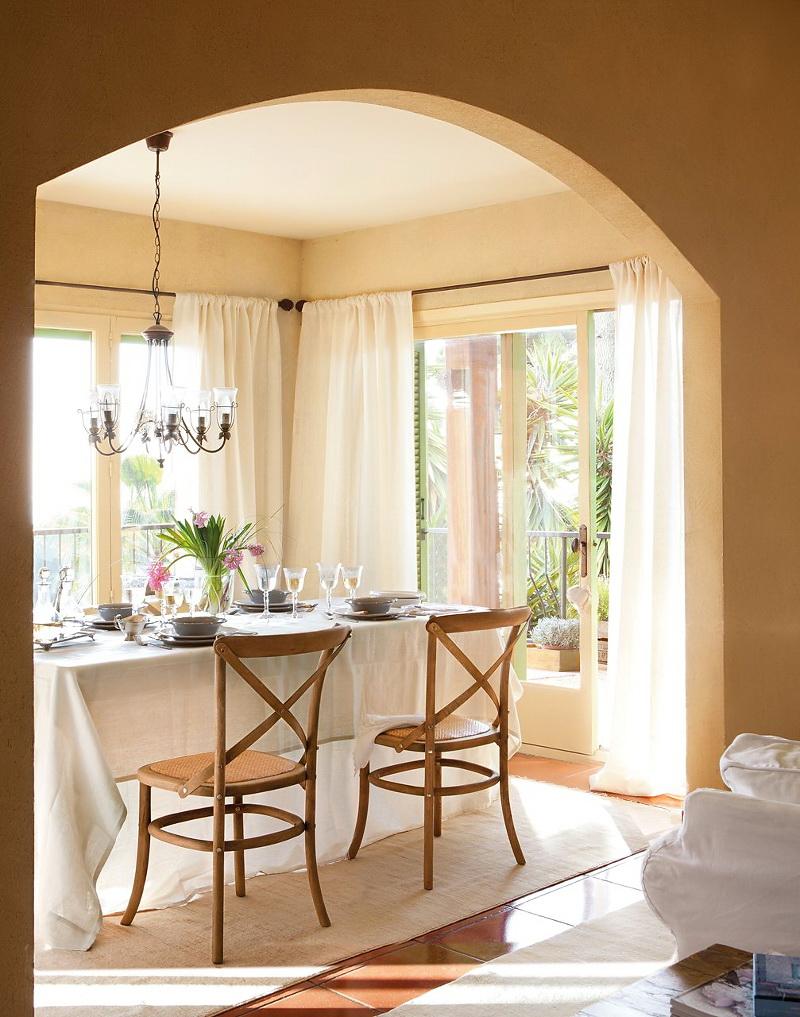 El Mueble Una casa inspirada en la Provenza 4