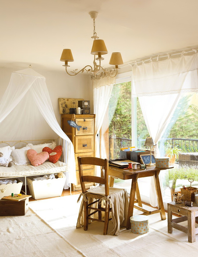 El Mueble Una casa inspirada en la Provenza 5