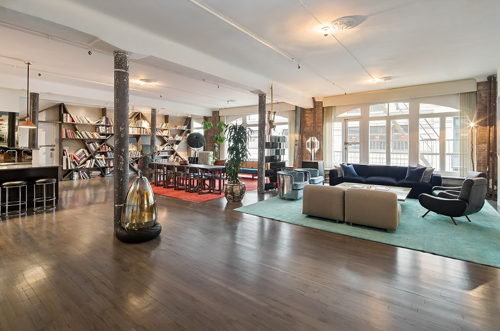 Elliman New York Manhattan Loft  2 Beds  2 Baths 1
