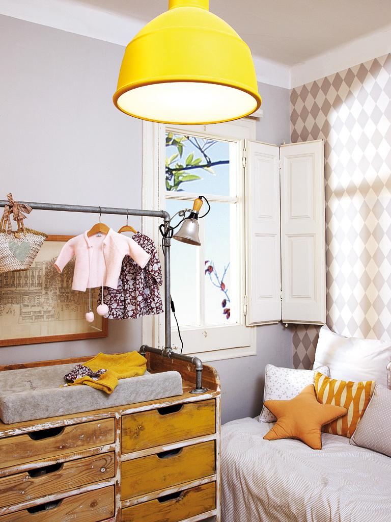 Micasa Un piso luminoso de estilo vintage 8