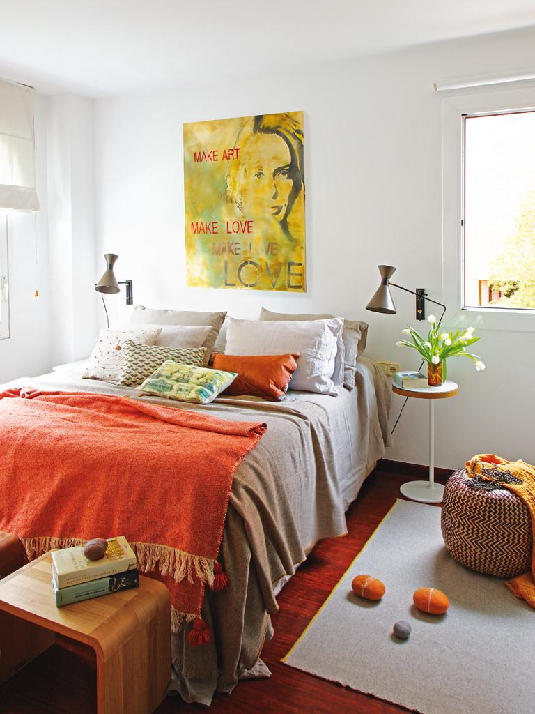 Micasa Un piso luminoso de estilo vintage 10