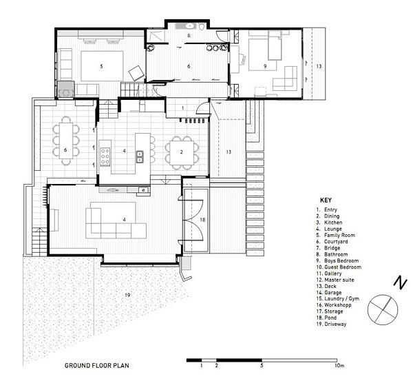CONTEMPORIST Strachan Group Architects Rachael Rush plan
