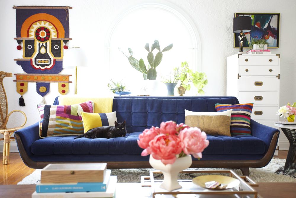 Emily Henderson Living Room 2