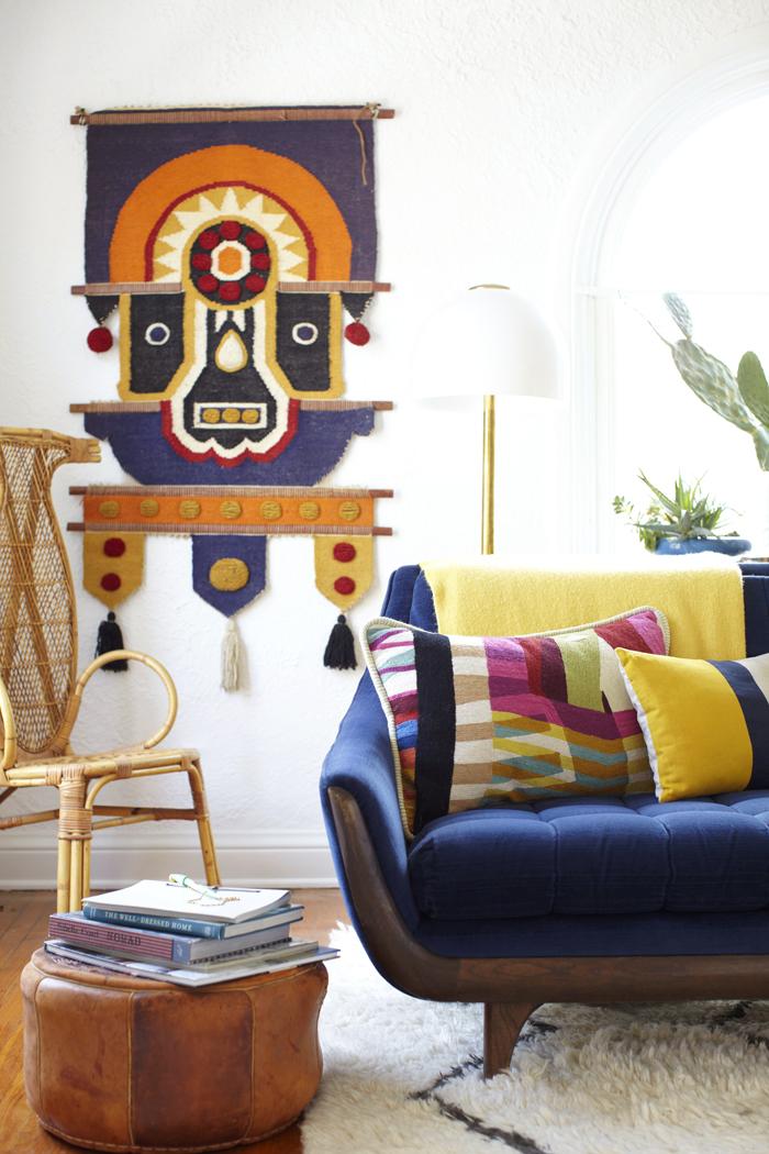 Emily Henderson Living Room 3