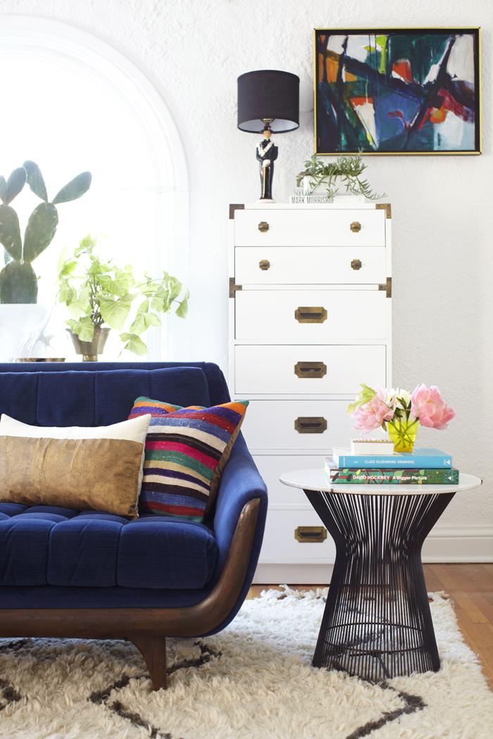 Emily Henderson Living Room 4