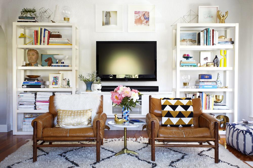 Emily Henderson Living Room 6