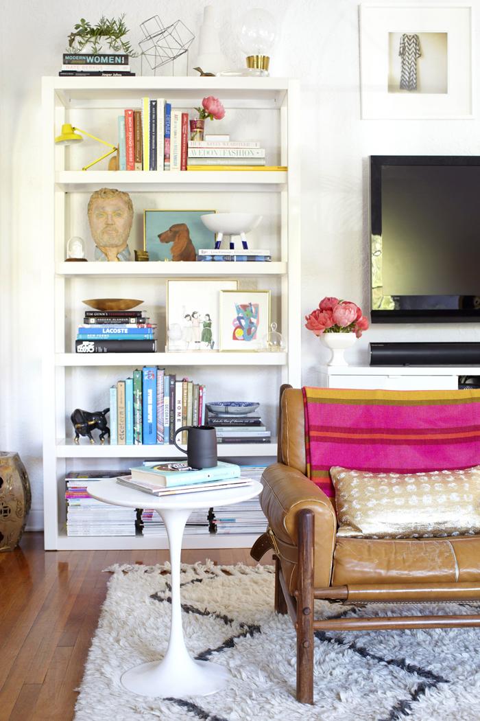 Emily Henderson Living Room 7