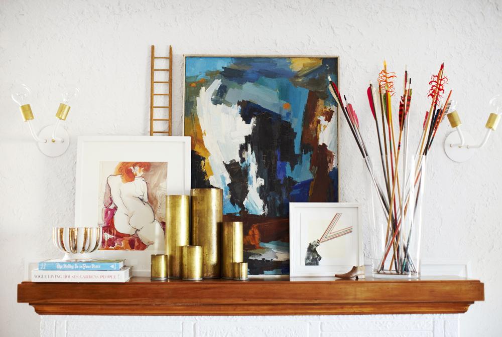 Emily Henderson Living Room 11