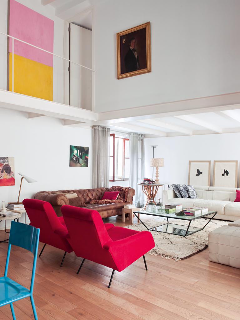 Nuevo Estilo Una casa con mucho arte 3
