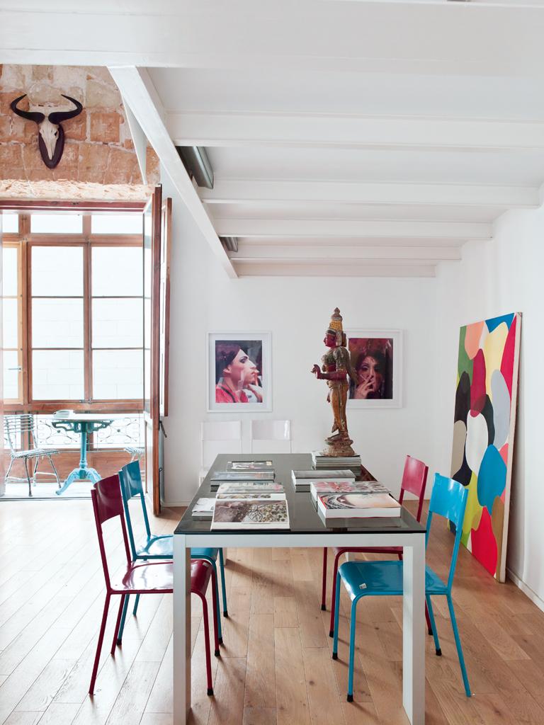 Nuevo Estilo Una casa con mucho arte 4