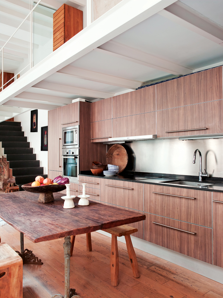Nuevo Estilo Una casa con mucho arte 5