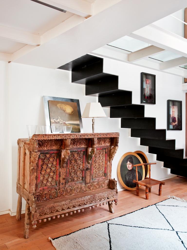 Nuevo Estilo Una casa con mucho arte 6