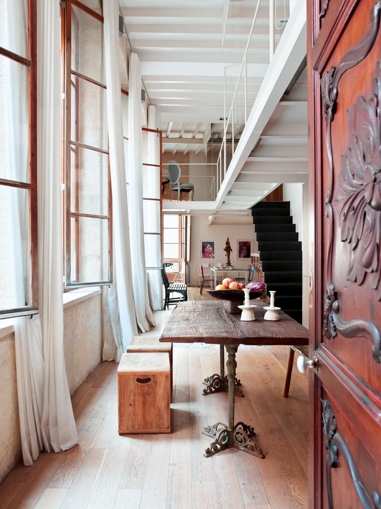Nuevo Estilo Una casa con mucho arte 7