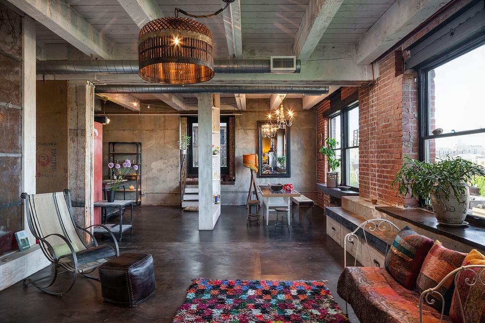 Houzz Amazingly Artful Loft 3