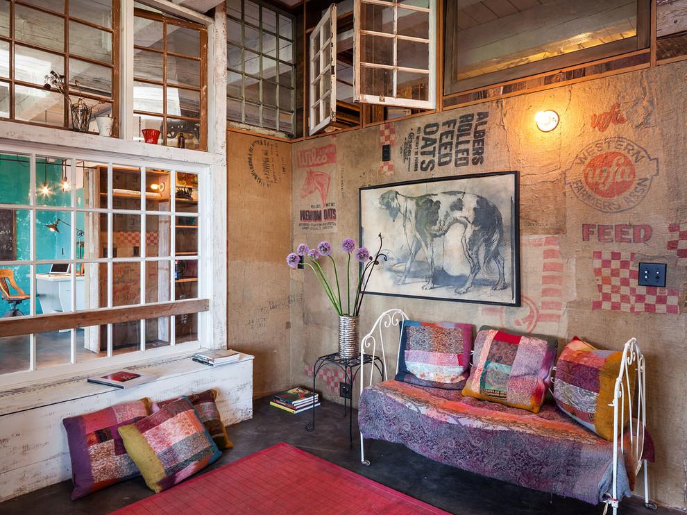 Houzz Amazingly Artful Loft 6