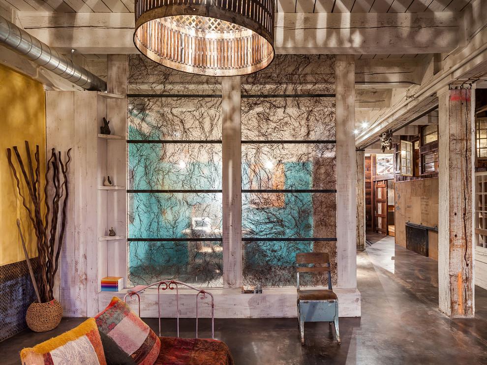 Houzz Amazingly Artful Loft 9