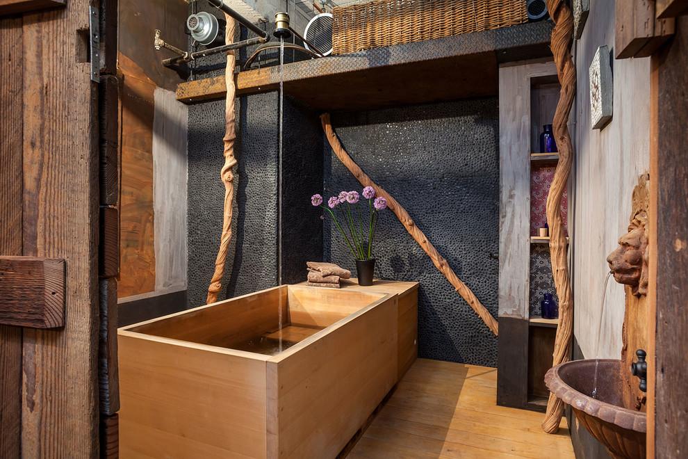 Houzz Amazingly Artful Loft 16