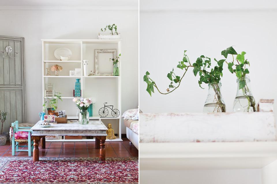 Espacio Living Una casa con estilo vintage moderno 2