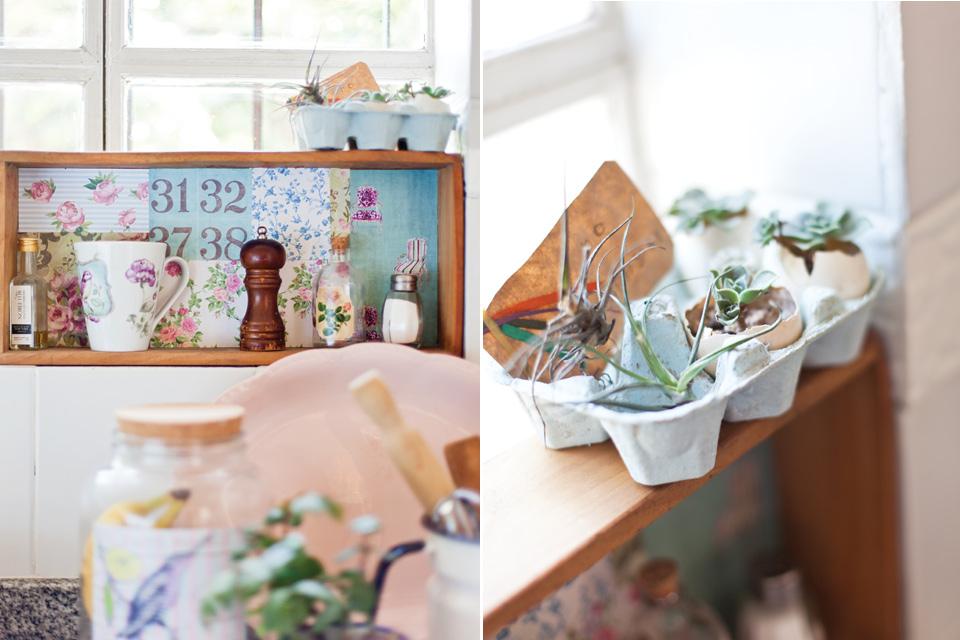 Espacio Living Una casa con estilo vintage moderno 5
