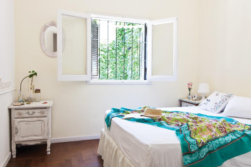 Espacio Living Una casa con estilo vintage moderno 8
