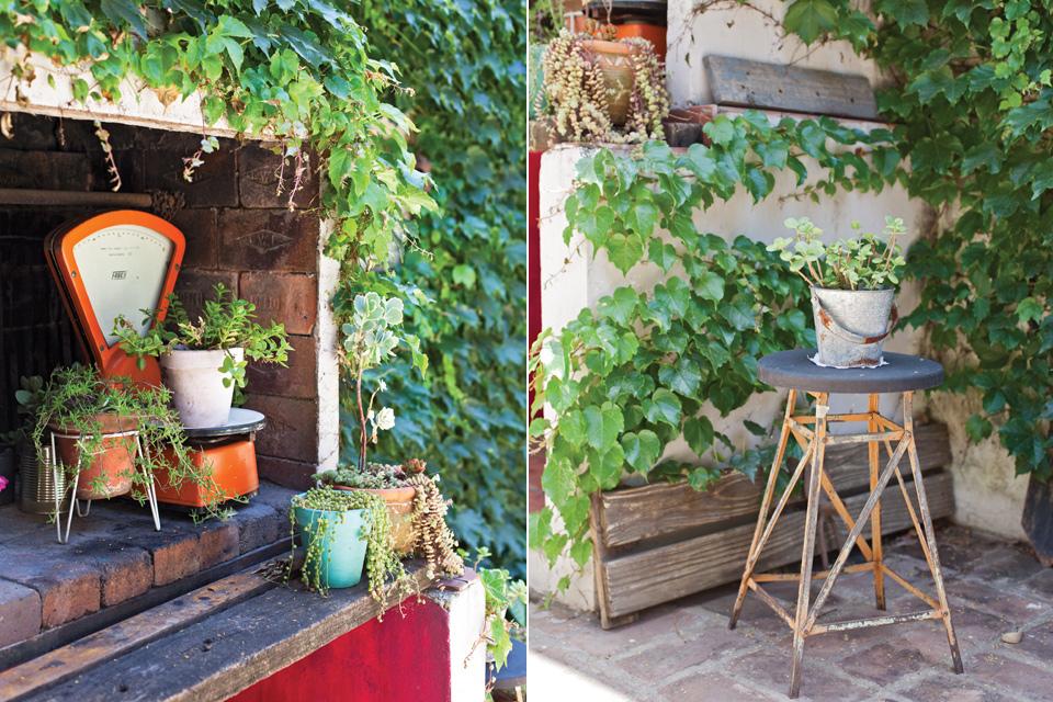 Espacio Living Una casa con estilo vintage moderno 14