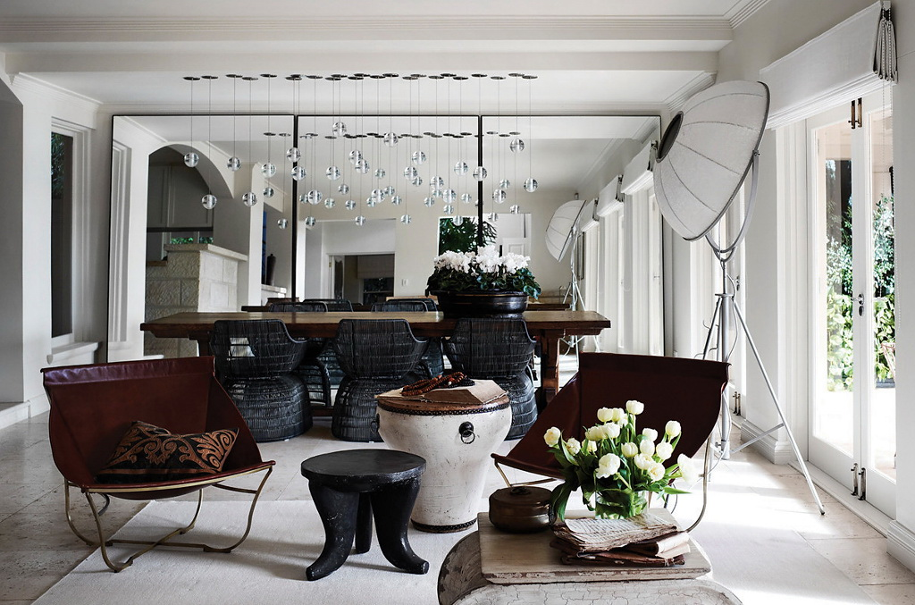 Vogue Living Australia interior designer Pamela Makin 1