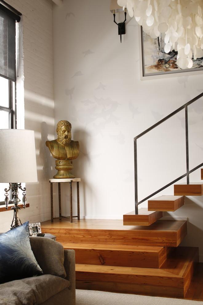 Heather Garrett Design Loft Living II 11