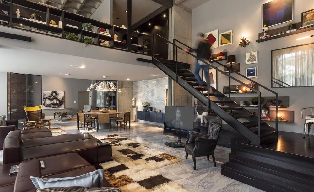 Fresh Palace Loft Apartment in Praia Brava Brazil 1