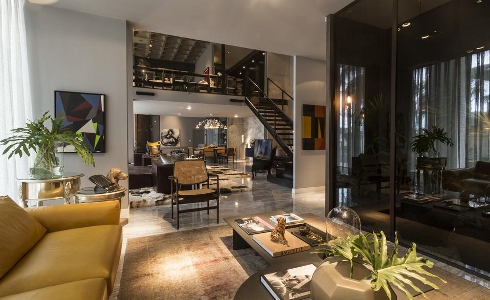Fresh Palace Loft Apartment in Praia Brava Brazil 2