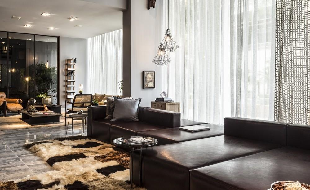 Fresh Palace Loft Apartment in Praia Brava Brazil 3