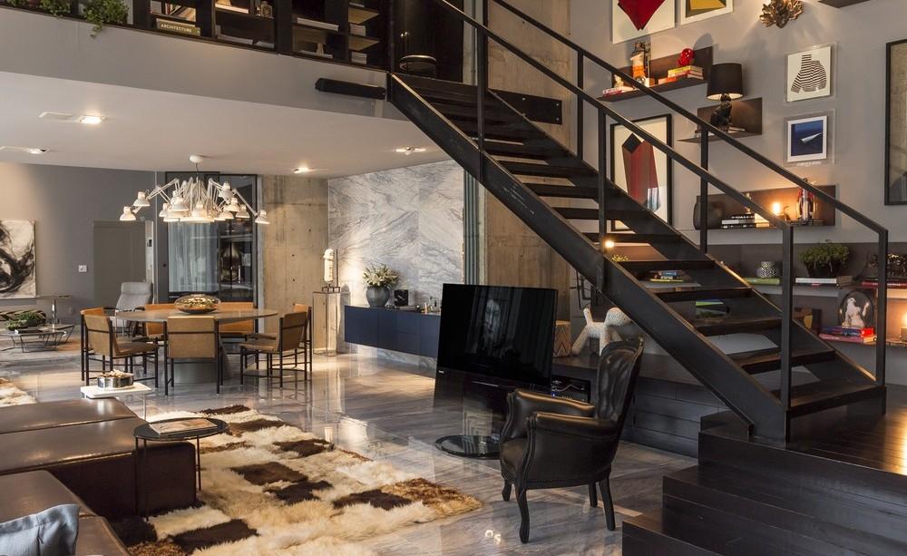 Fresh Palace Loft Apartment in Praia Brava Brazil 4