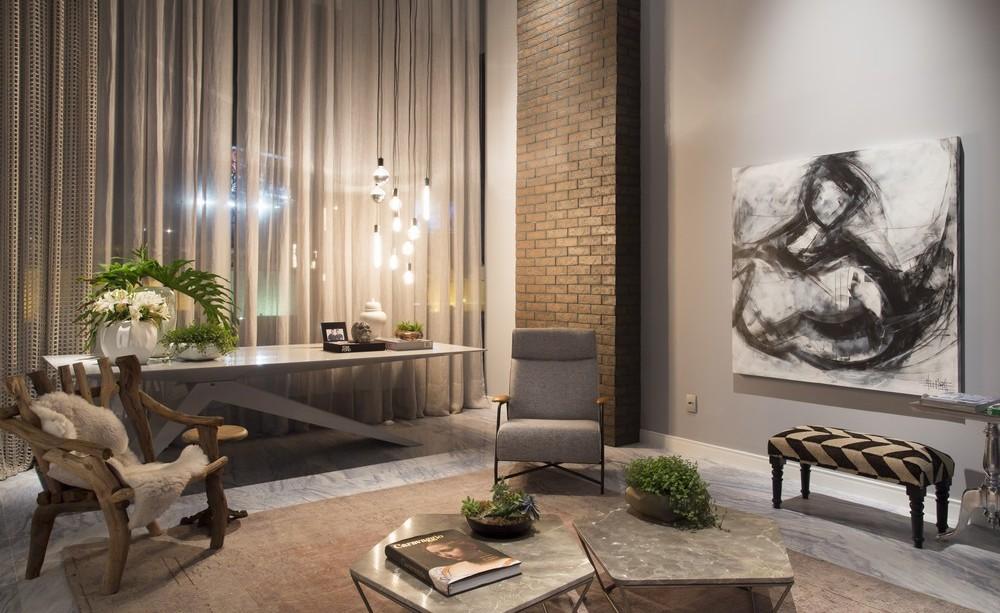 Fresh Palace Loft Apartment in Praia Brava Brazil 8