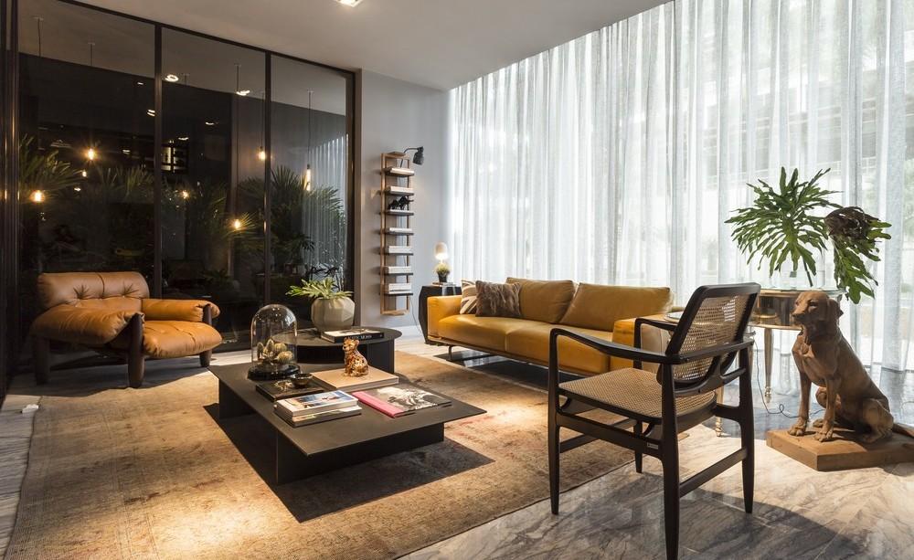 Fresh Palace Loft Apartment in Praia Brava Brazil 9