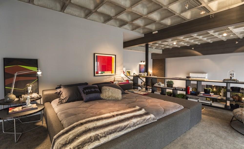 Fresh Palace Loft Apartment in Praia Brava Brazil 20