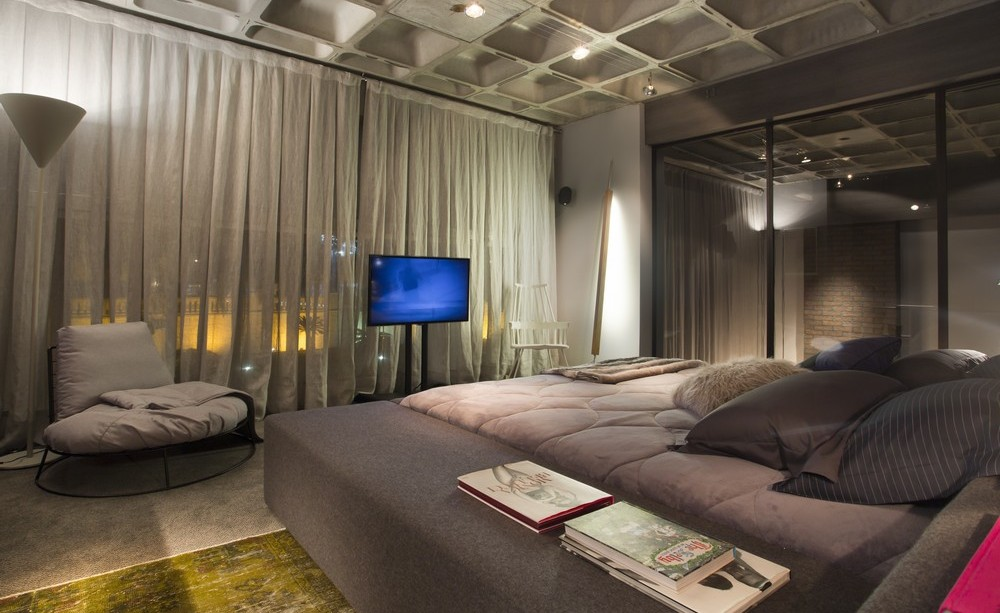 Fresh Palace Loft Apartment in Praia Brava Brazil 21