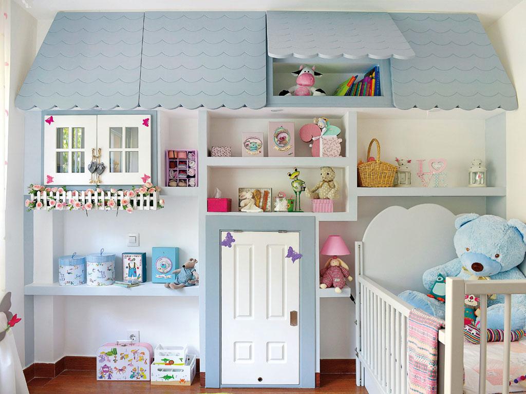 Идеи для детской комнаты своими руками для мальчика