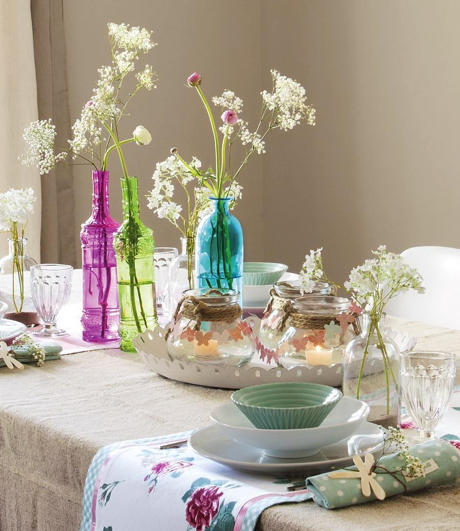 El Mueble Ideas para conseguir un salon fresco y primaveral 2