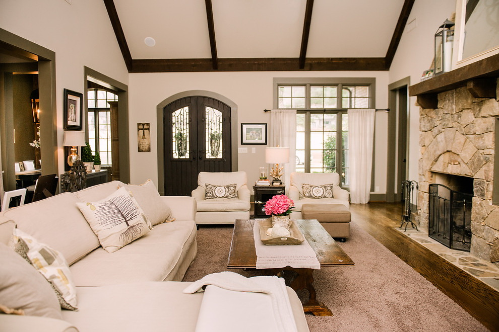 Houzz Better Flow for Feasts and Family in Alabama 3