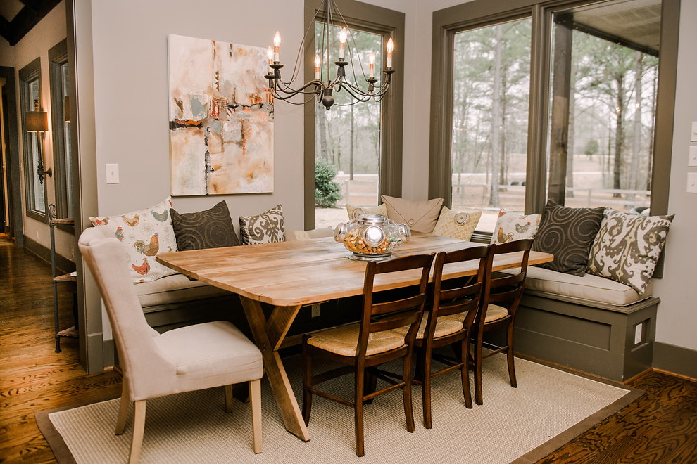 Houzz Better Flow for Feasts and Family in Alabama 7