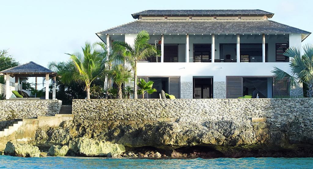 Caribbean Beach Villa  Piet Boon 1