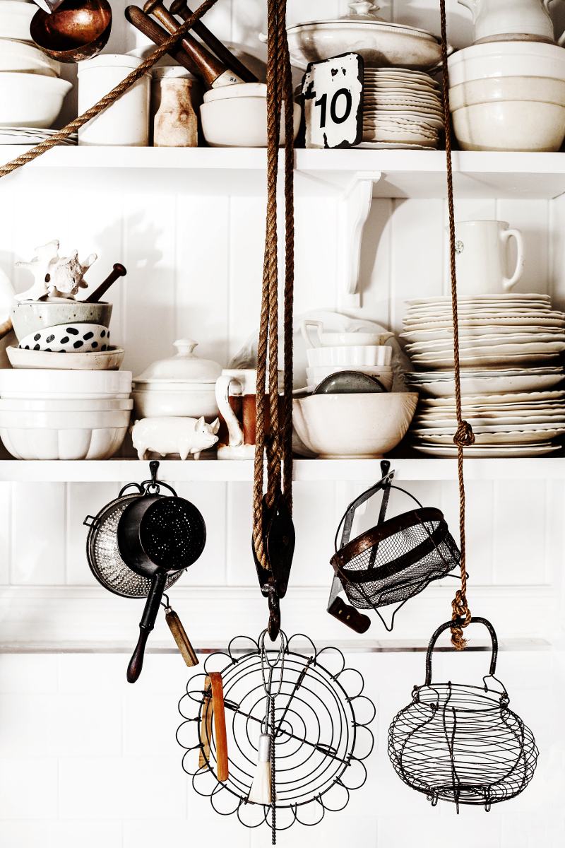DesignSponge A Collector at Home in Australia  6