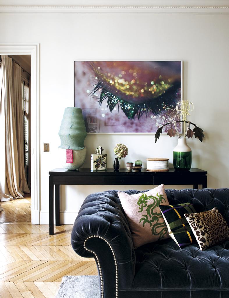 ELLE-un-exquisito-apartamento-en-paris 1