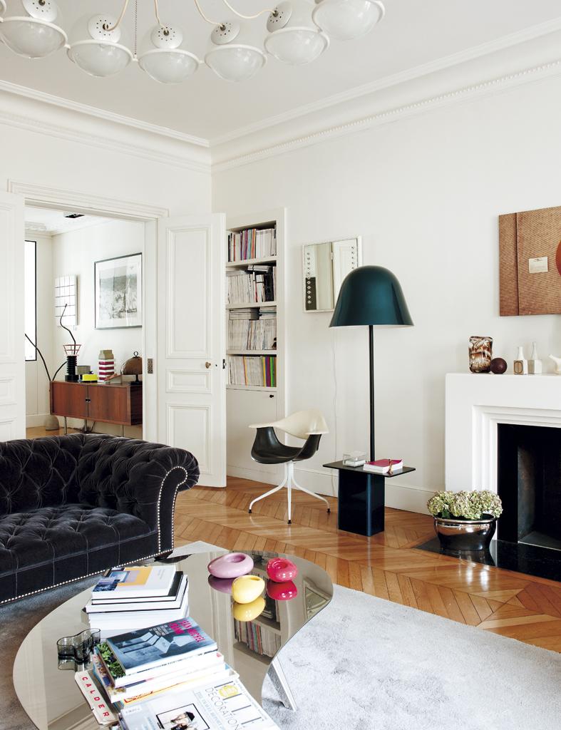 ELLE-un-exquisito-apartamento-en-paris 4
